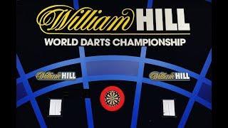 2018 World Darts Championship Draw