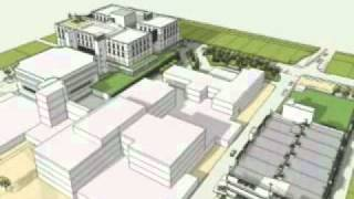 Animated Flyover of Kelowna General Hospital