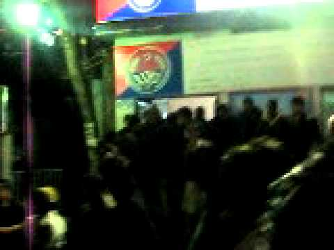 Punjab college gujranwala fight with MUREE POLICE in TOUR 7-01-2011