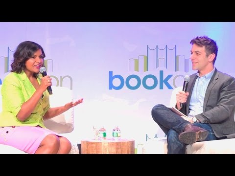 Mindy Kaling, B.J. Novak talk Mindy's book WHY NOT ME? at BookCon 2015 (Full Panel)