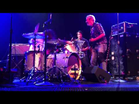Mike Watt with Dave Grohl, Pat Smear, Eddie Vedder and the Missingmen in Seattle