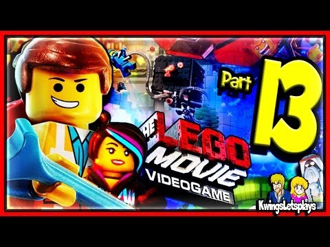 LEGO Movie Videogame Walkthrough Part 13 Bad Cop Hero?