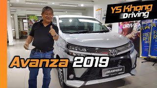 Toyota Avanza 2019 Malaysia [Sneak Peek] Review before Launch | YS Khong Driving