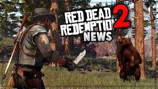 Red Dead Redemption 2 Leaked By Ubisoft!? (RDR2 PS4 Gameplay Trailer At E3 2015 Red Dead 2)