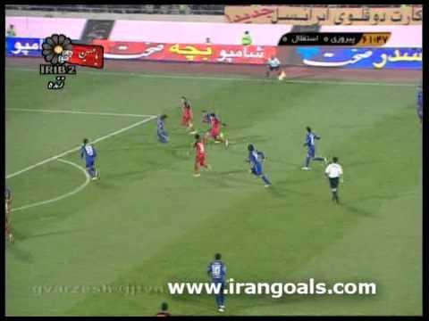 [Hazfi Cup] Perspolis Tehran - Esteghlal Tehran (Second Half)