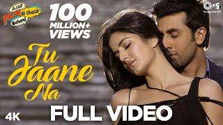 Tu Jaane Na Full Audio Ajab Prem Ki Ghazab Kahani Ranbir Kapoor Katrina Atif Aslam Pritam