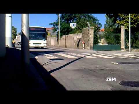 Vila Nova de Gaia - 100V (MGC 4504) going to Vilar de Andorinho