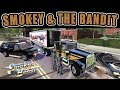 SMOKEY & THE BANDIT MULTIPLAYER ROLEPLAY- TRANSPORTING COORS BEER   FARMING SIMULATOR 2017