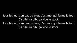 MAES-MADRINA Feat BOOBA ( LYRICS OFFICIELS)
