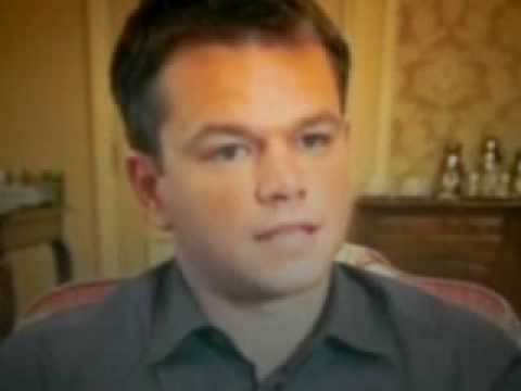 Matt Damon Rips Sarah Palin Youtube Matt Damon Rips Sarah Palin