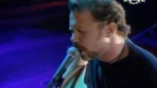 Клип Metallica - Mama Said (live acoustic)