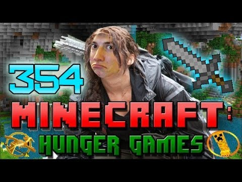 Minecraft: Hunger Games w/Mitch! Game 354 - HOW TO ACCIDENTALLY KILL A FRIEND!
