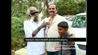 Meet the actors Vasavan and Ashanth of Ottal film | IFFK News 2015