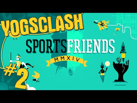 Sports Friends #2 - Popo Returns