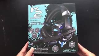 #REVIEW ONIKUMA K2 PRO Gaming Headset - is it the BEST budget gaming headset in the market? Find out