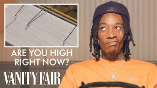Wiz Khalifa Takes a Lie Detector Test | Vanity Fair  from Vanity Fair