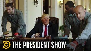 "The President Stars in ""VanderTrump Rules"" - The President Show"