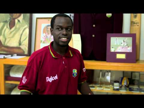 CPL visits the West Indies Cricket Heritage Centre in Grenada