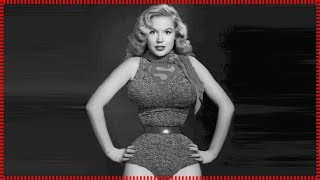 Vintage Photos of Betty Brosmer a popular pin up model
