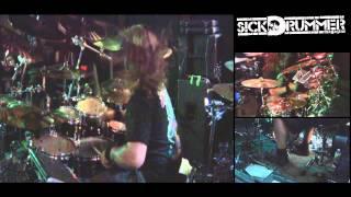 Origin - Saligia - John Longstreth Drum Cam - Filmed June 22, 2011