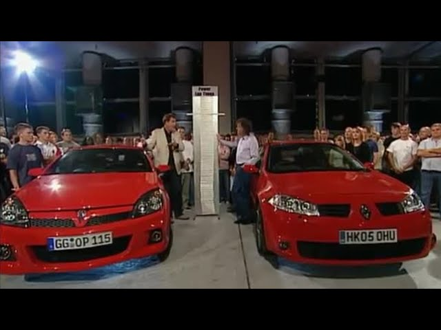 Hot hatches - Top Gear - BBC - YouTube