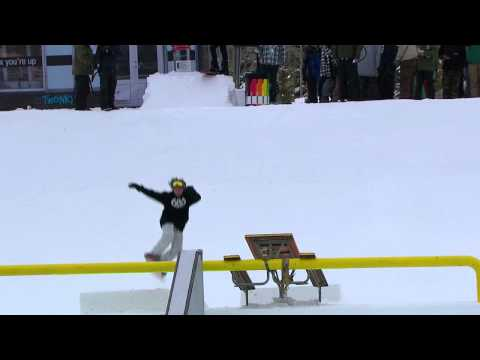 0 Winter X Games 2012: Snowboard Street Final