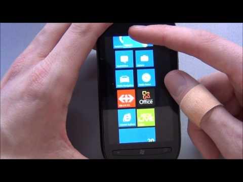 Nokia Lumia 710 - Full Review - Teil 2 - Allgemeine Informationen und alltägliche Applikationen