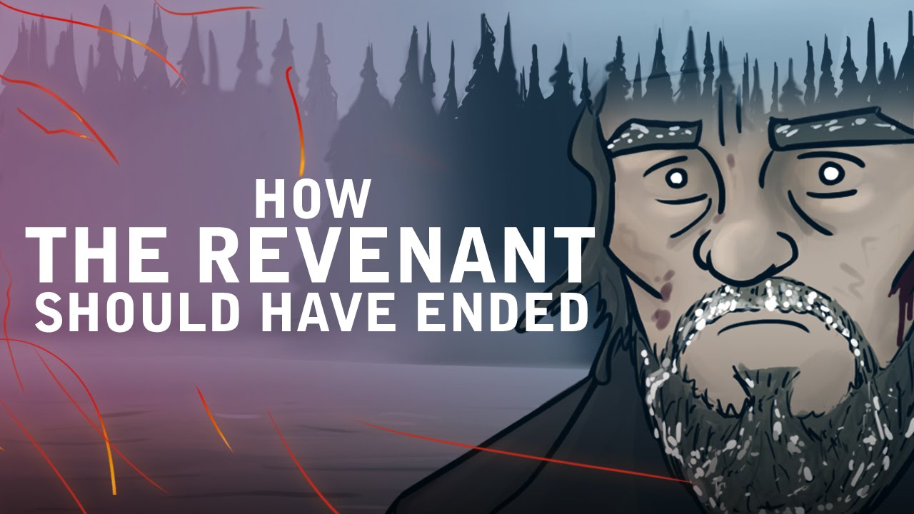 This is How The Revenant Should Have Ended