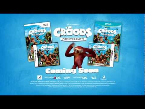 The Croods: Prehistoric Party Video Game Trailer
