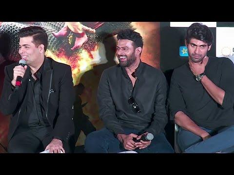 Baahubali 2 Trailer 2017 Launch Full Video HD | Rajamouli,Prabhas,Rana Dagubatti,Karan | Part 2 thumbnail