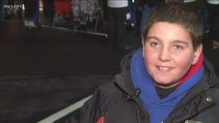 Sam's interview with WGRZ becomes viral video