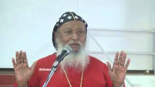 Speech by Thomas Mar Athanasius at AMOSS Annual Meeting 2013