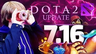 Dota 2 Update 7.16