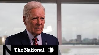 Alex Trebek on his fight against cancer | The National Interview