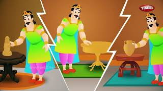 King Midas Golden Touch Story in Bengali | Bangla Fairy Tales | Moral Stories Bengali | Story Time