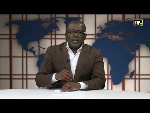 STPtv - Olhar o Futuro: São Tomé e Príncipe, Golfo da Guiné e África. Oportunidades.