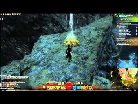 GW2 - Mastery Point in Terraced Hive