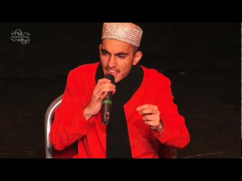 Muhammad Milad Raza Qadri   ek Jazba Ek Paigham    February 2010 Bradford    Radical Middle Way video