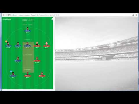 SL VS SA 1ST TEST DREAM11 PREDICTION | SL VS SA 1ST TEST PLAYING11 | SL VS SA DREAM11 TEAM
