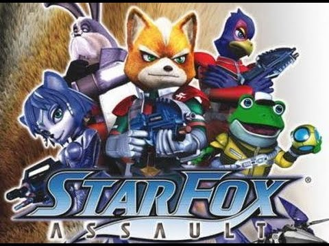 Star Fox Assault (GameCube) Review