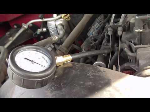 2001 Chevrolet Silverado 5.3L Fuel Pressure Test