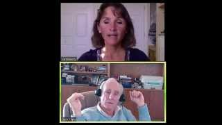 "EFT Founder Gary Craig notices ""involuntary movements"" as Carrie undergoes Optimal EFT"