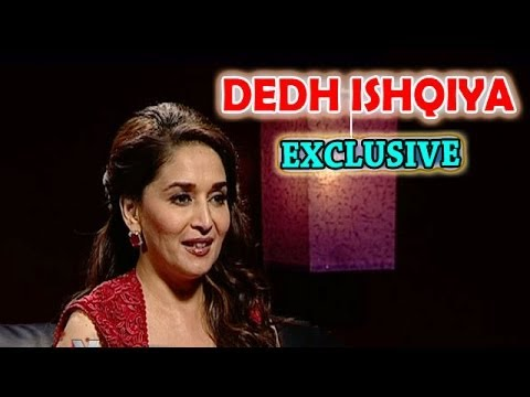 Dedh Ishqiya - Madhuri Dixit Exclusive Interview video