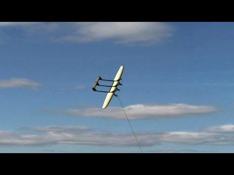 Airborne Wind Energy - KQED QUEST