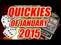 Quickies of January 2015 | Episode #40 - Best Kill EVER!