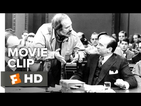 De Palma Movie CLIP - The Untouchables (2016) - Brian De Palma Documentary HD