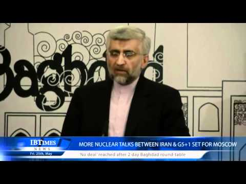 More nuclear talks between Iran & G5+1 set for Moscow