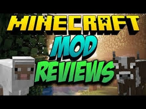 Minecraft Mod Review: Directions HUD Mod! (Ep.1)