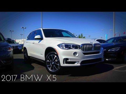 2017 BMW X5 3.0 L Turbo 6-Cylinder Review
