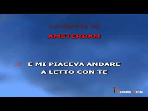 Annalisa Scarrone – L'ultimo addio  (video karaoke)